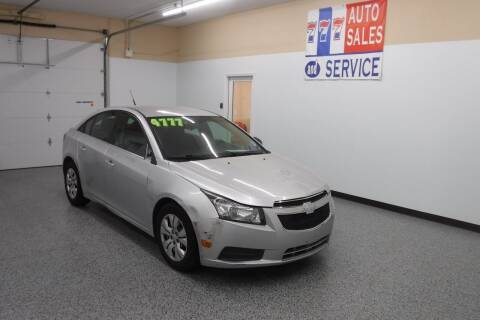 2012 Chevrolet Cruze for sale at 777 Auto Sales and Service in Tacoma WA