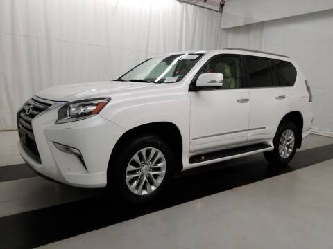 2017 Lexus GX 460 for sale at SILVER ARROW AUTO SALES CORPORATION in Newark NJ