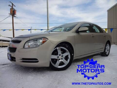 2011 Chevrolet Malibu for sale at Top Gear Motors in Union Gap WA