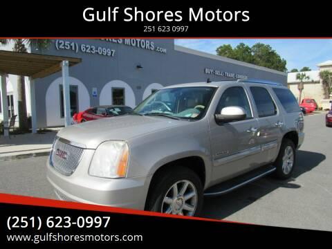 2008 GMC Yukon for sale at Gulf Shores Motors in Gulf Shores AL