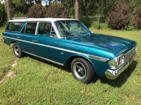 1965 AMC Rambler for sale at Classic Car Deals in Cadillac MI