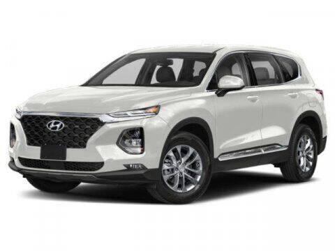 2020 Hyundai Santa Fe for sale at HILAND TOYOTA in Moline IL