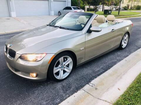 2007 BMW 3 Series for sale at CHECK  AUTO INC. in Tampa FL