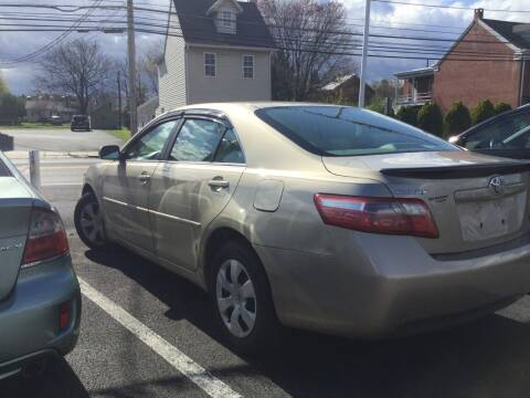2007 Toyota Camry for sale at Heritage Auto Sales in Reading PA