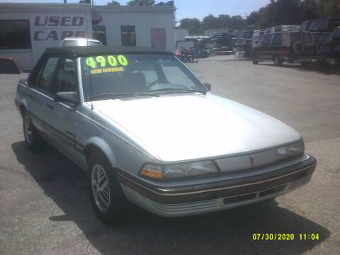 1990 Pontiac Sunbird