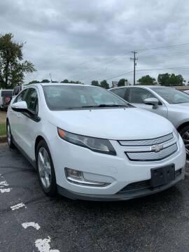 2013 Chevrolet Volt for sale at City to City Auto Sales in Richmond VA