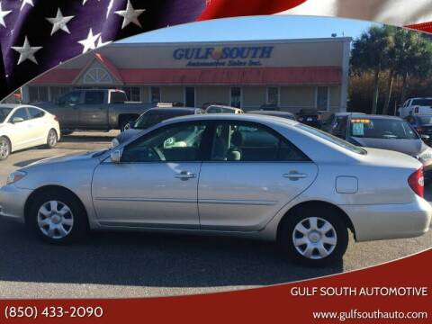 2003 Toyota Camry for sale at Gulf South Automotive in Pensacola FL