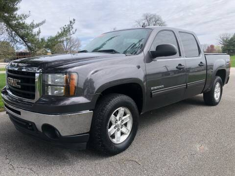 2011 GMC Sierra 1500 for sale at COUNTRYSIDE AUTO SALES 2 in Russellville KY