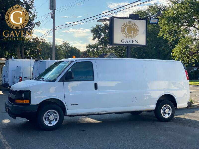 2006 Chevrolet Express Cargo for sale at Gaven Auto Group in Kenvil NJ