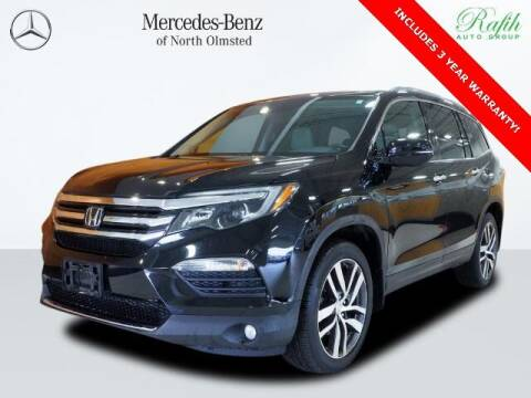 2016 Honda Pilot for sale at Mercedes-Benz of North Olmsted in North Olmsted OH