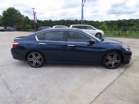 2016 Honda Accord for sale at DICK BROOKS PRE-OWNED in Lyman SC