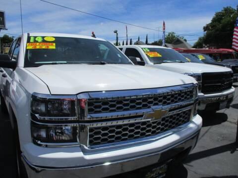 2014 Chevrolet Silverado 1500 for sale at Rey's Auto Sales in Stockton CA