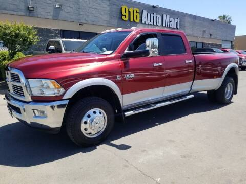 2012 RAM Ram Pickup 3500 for sale at 916 Auto Mart in Sacramento CA