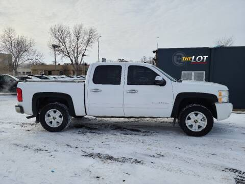 2011 Chevrolet Silverado 1500 for sale at THE LOT in Sioux Falls SD