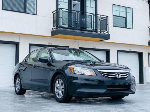 2012 Honda Accord for sale at Avanesyan Motors in Orem UT