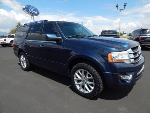 2017 Ford Expedition for sale at West Motor Company - West Motor Ford in Preston ID