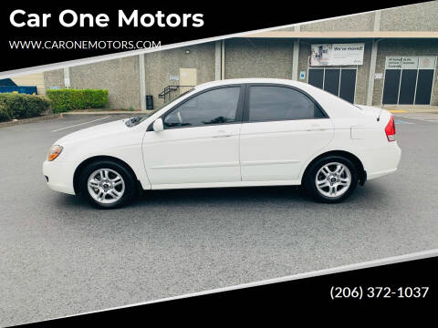 2009 Kia Spectra for sale at Car One Motors in Seattle WA