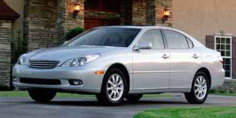 2003 Lexus ES 300 for sale at Auto Finance of Raleigh in Raleigh NC