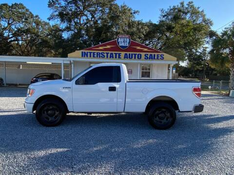 2014 Ford F-150 for sale at INTERSTATE AUTO SALES - Olive Road Lot in Pensacola FL