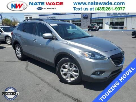 2014 Mazda CX-9 for sale at NATE WADE SUBARU in Salt Lake City UT