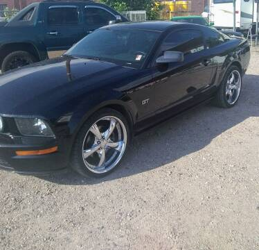 2006 Ford Mustang for sale at Good Guys Auto Sales in Cheyenne WY