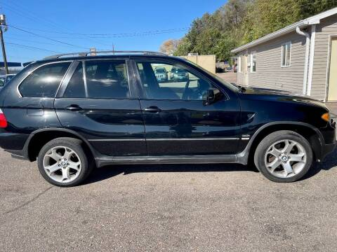 2006 BMW X5 for sale at Iowa Auto Sales, Inc in Sioux City IA