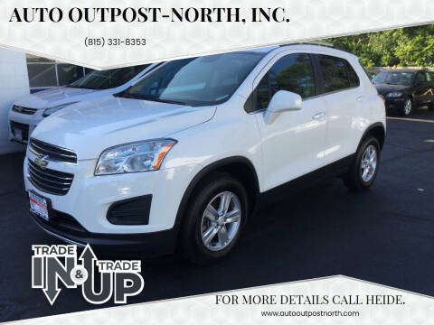 2015 Chevrolet Trax for sale at Auto Outpost-North, Inc. in McHenry IL