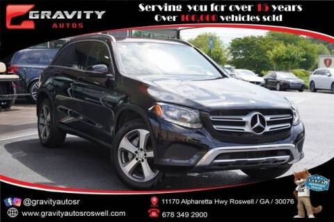 2017 Mercedes-Benz GLC for sale at Gravity Autos Roswell in Roswell GA