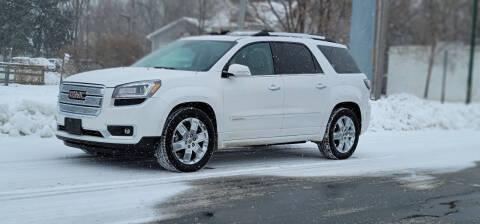 2016 GMC Acadia for sale at ONG Auto in Farmington MN