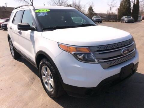2013 Ford Explorer for sale at Newcombs Auto Sales in Auburn Hills MI