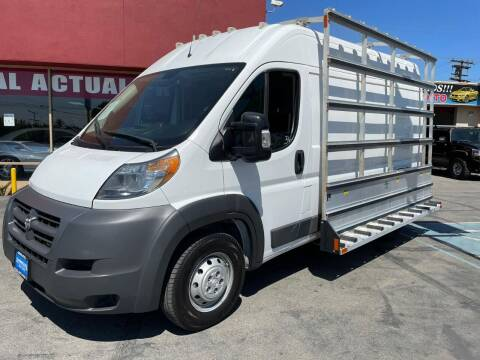 2014 RAM ProMaster Cargo for sale at Sanmiguel Motors in South Gate CA