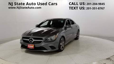2014 Mercedes-Benz CLA for sale at NJ State Auto Auction in Jersey City NJ