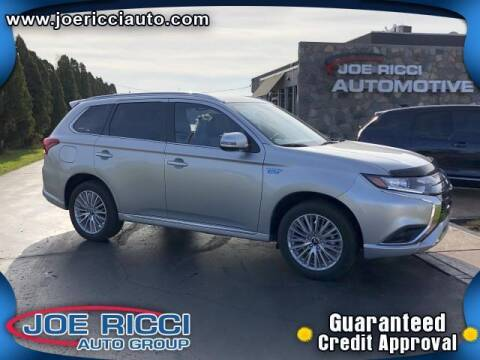 2019 Mitsubishi Outlander PHEV for sale at Mr Intellectual Cars in Shelby Township MI