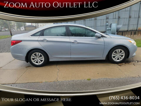 2011 Hyundai Sonata for sale at Zoom Auto Outlet LLC in Thorntown IN