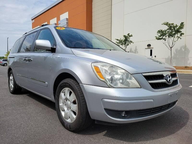 2008 Hyundai Entourage for sale at ELAN AUTOMOTIVE GROUP in Buford GA