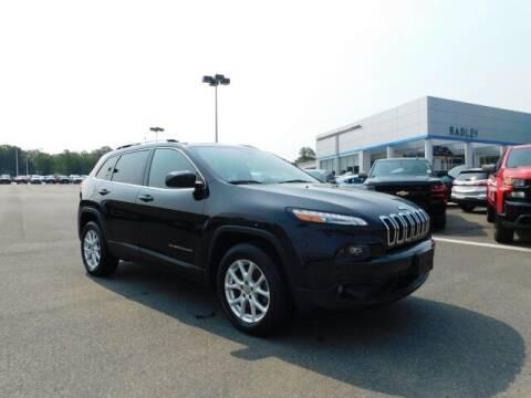 2014 Jeep Cherokee for sale at Radley Cadillac in Fredericksburg VA