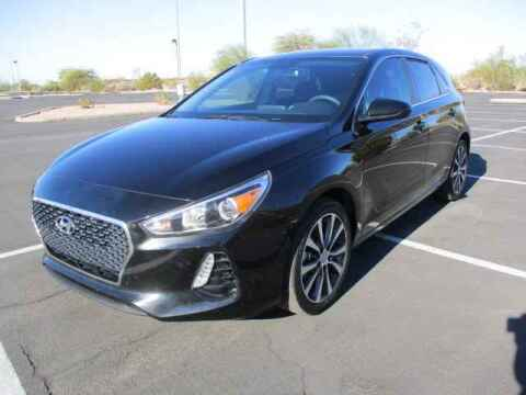 2018 Hyundai Elantra GT for sale at Corporate Auto Wholesale in Phoenix AZ