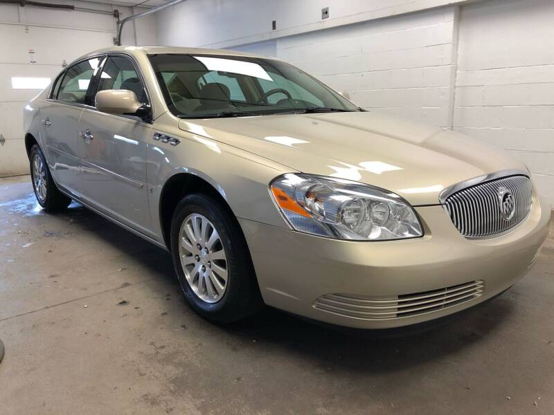 2007 Buick Lucerne for sale at Perrys Certified Auto Exchange in Washington IN