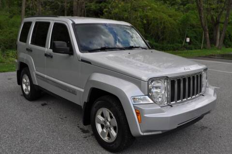 2010 Jeep Liberty for sale at CAR TRADE in Slatington PA