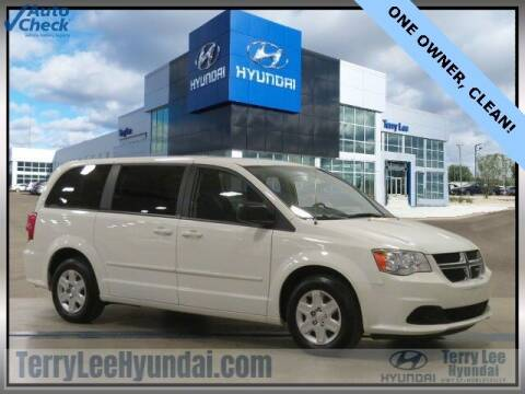 2011 Dodge Grand Caravan for sale at Terry Lee Hyundai in Noblesville IN