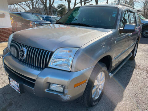 2008 Mercury Mountaineer for sale at New Wheels in Glendale Heights IL
