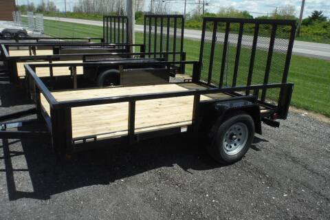 2022 Quality Steel 82X10 LANDSCAPE for sale at Bryan Auto Depot in Bryan OH