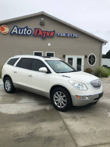 2011 Buick Enclave for sale at The Auto Depot in Mount Morris MI