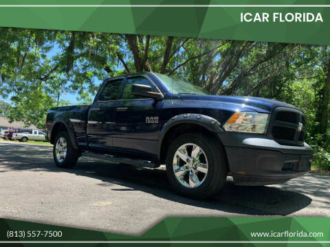 2013 RAM Ram Pickup 1500 for sale at ICar Florida in Lutz FL