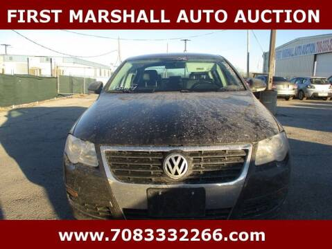 2008 Volkswagen Passat for sale at First Marshall Auto Auction in Harvey IL