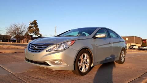 2012 Hyundai Sonata for sale at Automay Car Sales in Oklahoma City OK