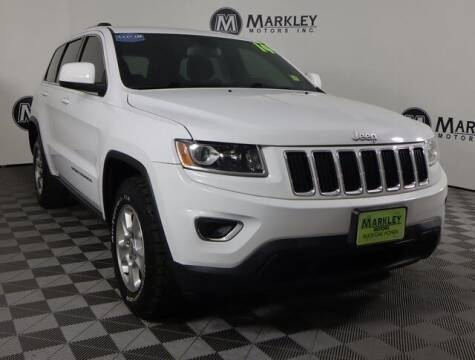 2014 Jeep Grand Cherokee for sale at Markley Motors in Fort Collins CO