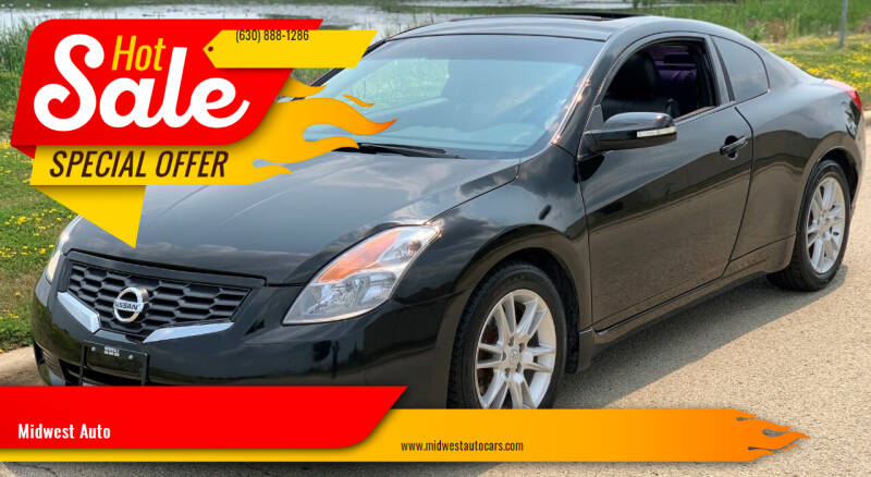 2008 Nissan Altima for sale at Midwest Auto in Naperville IL