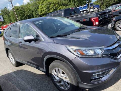 2016 Honda CR-V for sale at CBS Quality Cars in Durham NC