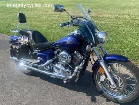 2005 Yamaha VSTAR 650 CUSTOM for sale at INTEGRITY CYCLES LLC in Columbus OH